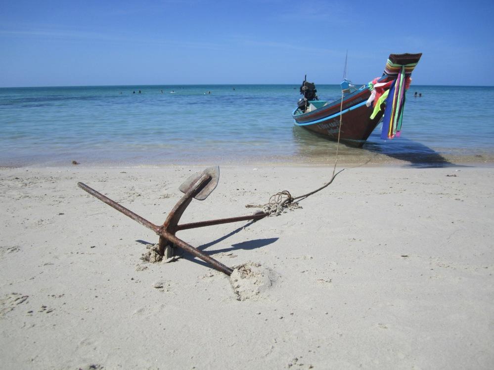 Bottle Beach, Koh Phangan, Thailand.