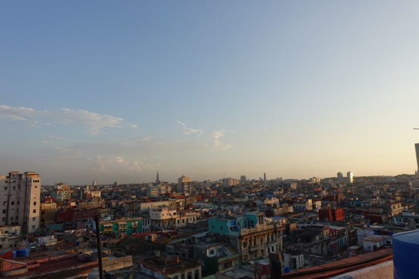 A view of Havana.