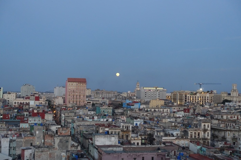 Goodnight Havana.