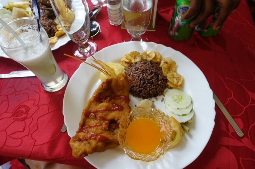 A Cuban meal that I'll never forget.