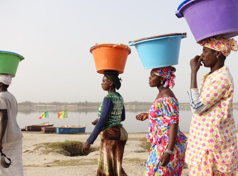 Senegalese women are amazing.